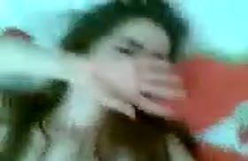 Чеченская подруга снимает оргию с парнем крупным планом