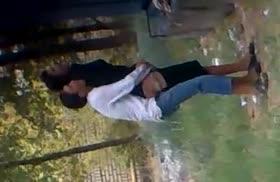 Случайный прохожий снимает порно узбекской пары